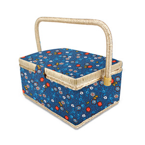 Sewing Basket A113